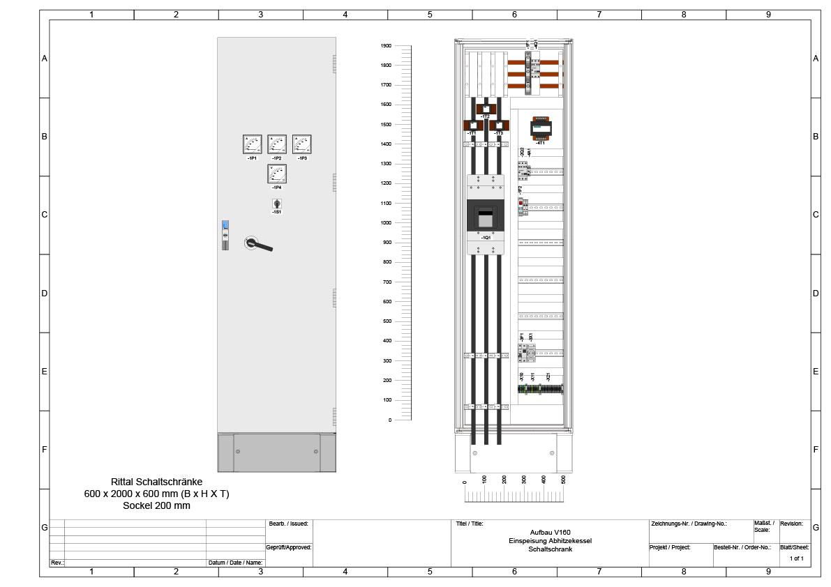 Electrical Drawings En Control Cabinet Wiring Diagram Schaltschrankaufbauten 03